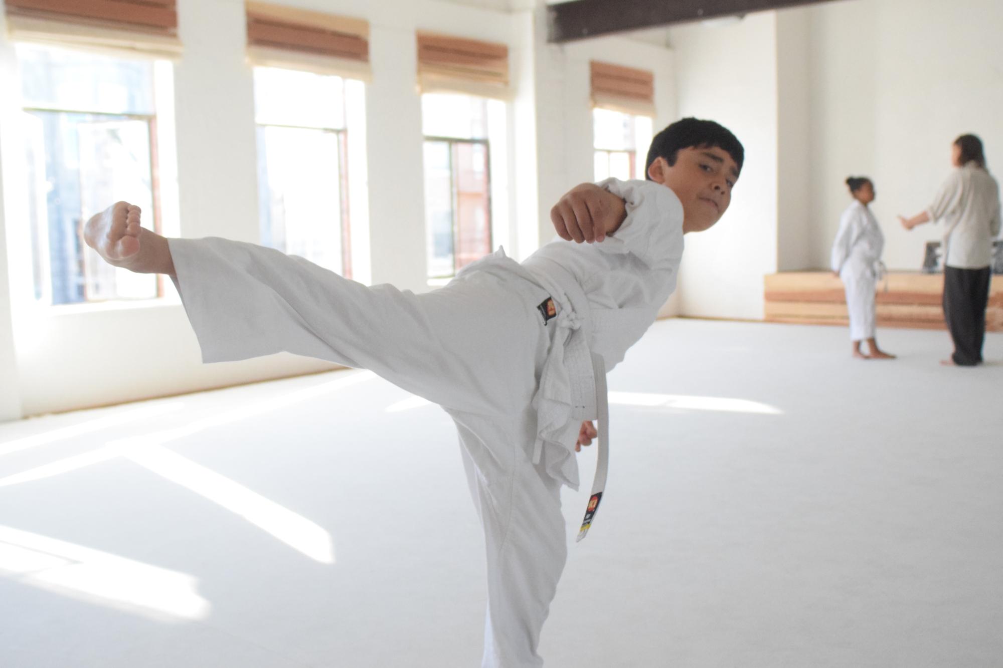 Quantum Martial Arts for Teens
