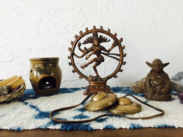 Altar at Quantum Martial Arts