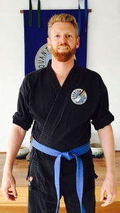 Brad Lyons at Quantum Martial Arts