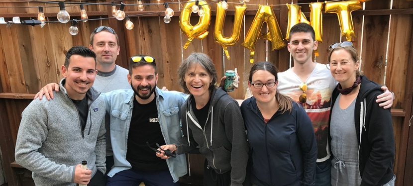 Building an Inclusive Community at the Quantum Dojo