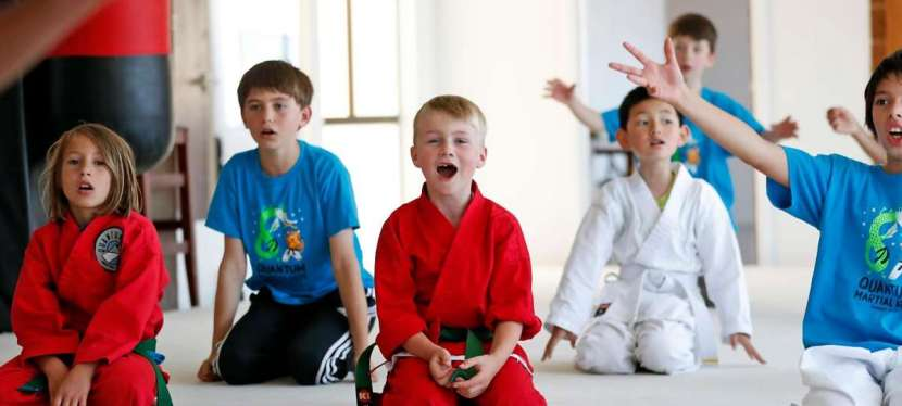 Martial Arts Summer Camps