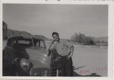 Dad, 1952